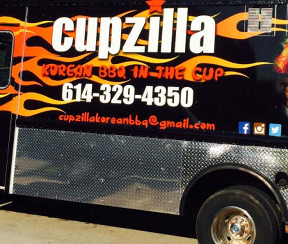 CupZilla Food Truck Zanesville Ohio Zanesville Jaycees Food Truck Rally