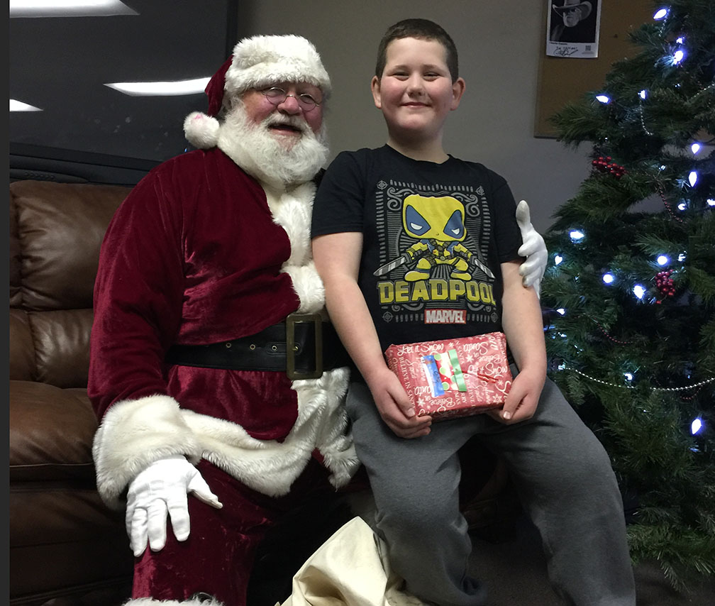 Jaycees Christmas For Kids 2016 27