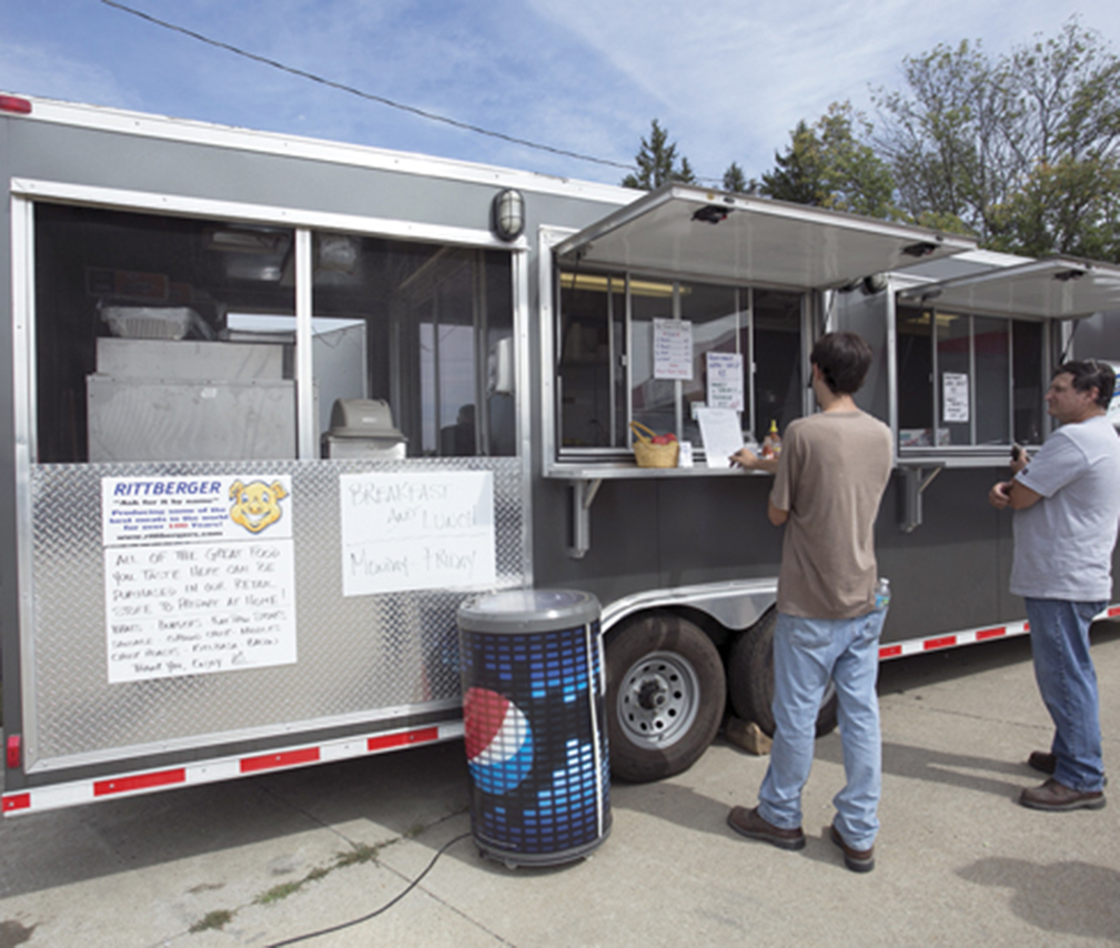Rittberger Food Truck Zanesville Ohio Zanesville Jaycees Food Truck Rally